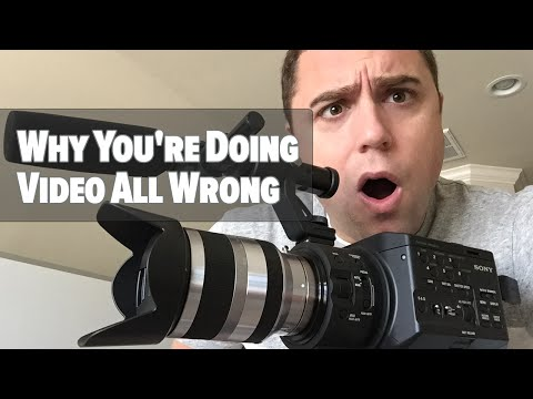 Why You're Doing Video All Wrong